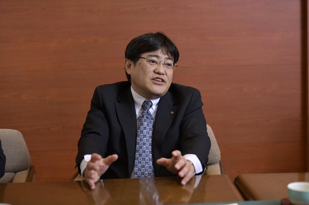 株式会社第一興商 執行役員 開発本部 副本部長兼商品開発部長 関澤 武史氏
