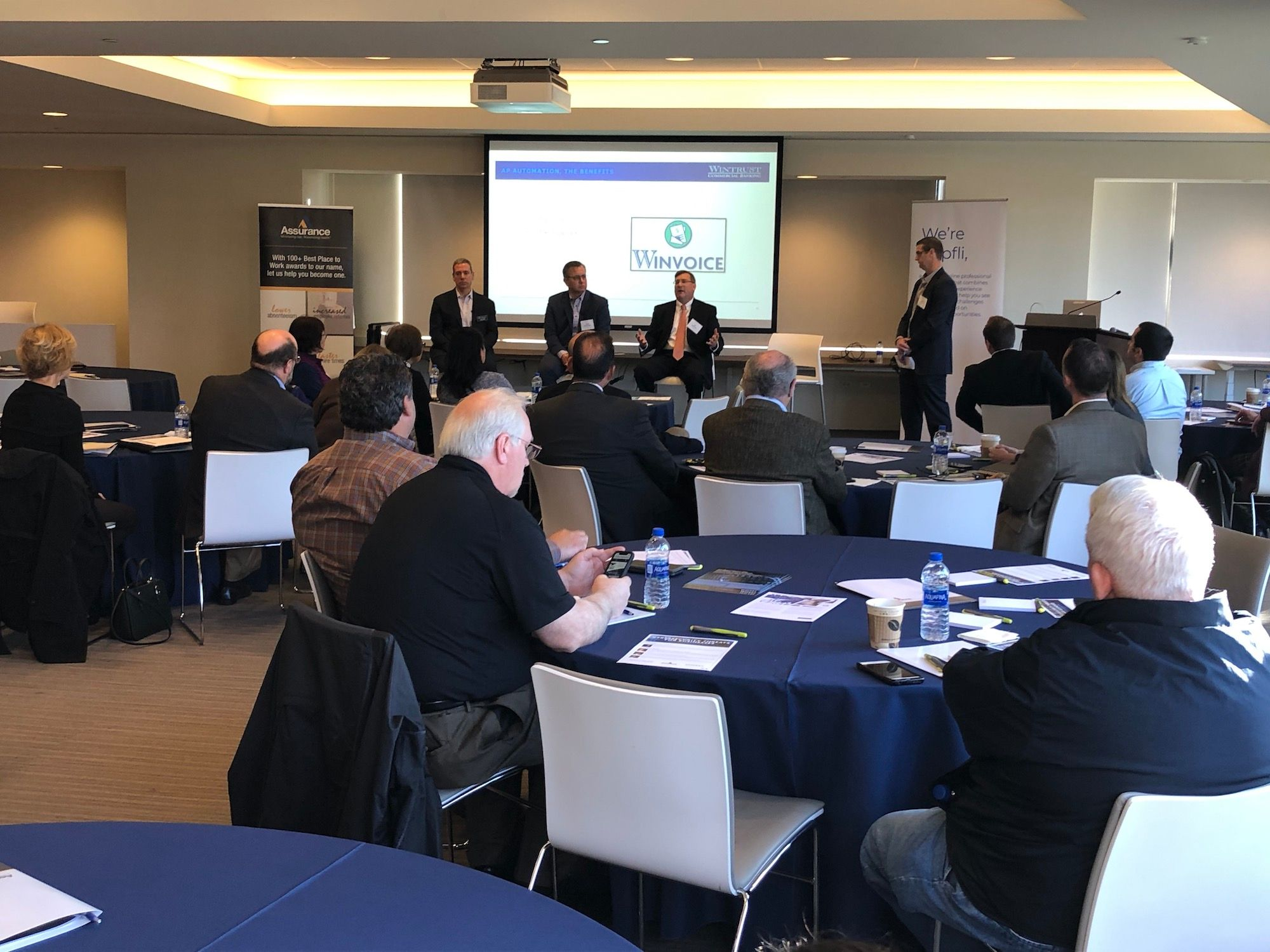 Roundtable: Cybersecurity threats for businesses