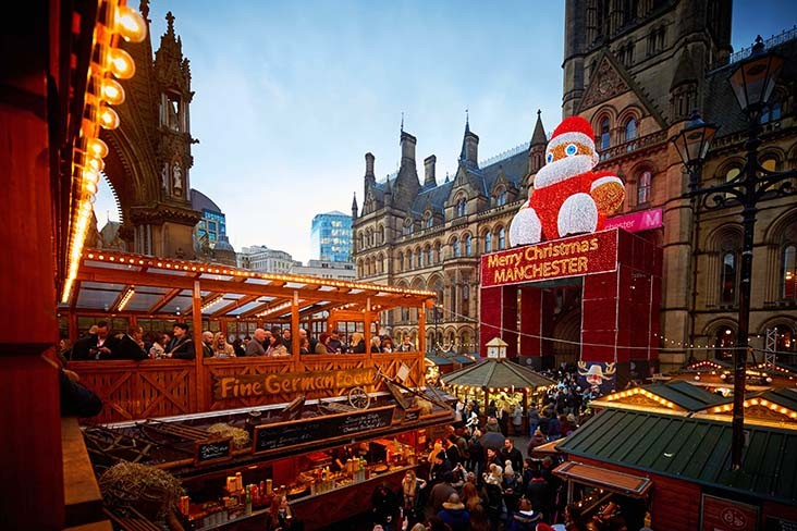 Manchester German Christmas Market