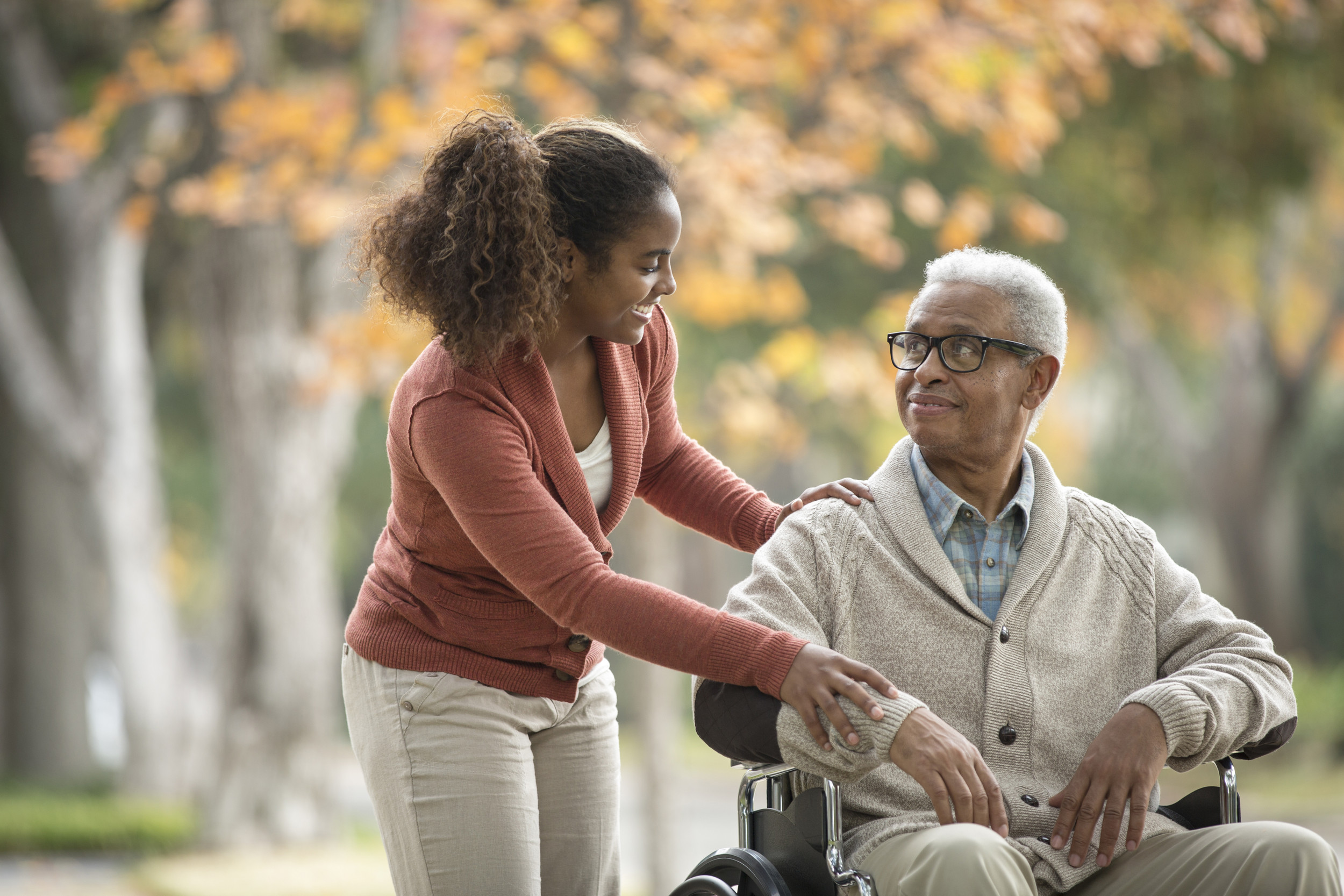 How to prepare: Caring for your aging parents