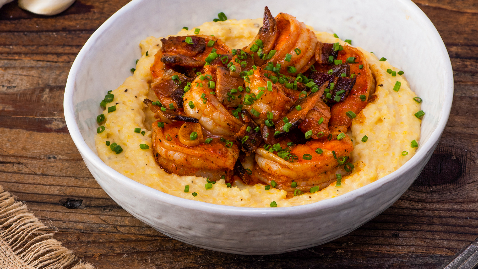 McCormick Shrimp and Grits