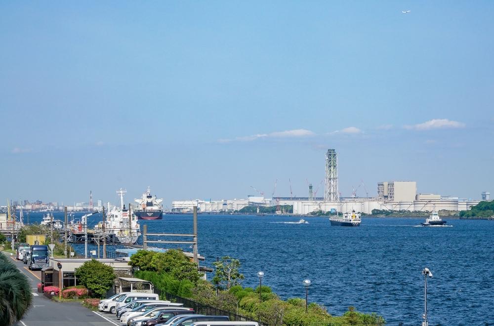 海芝浦は高度経済成長を支えた土地の一つ