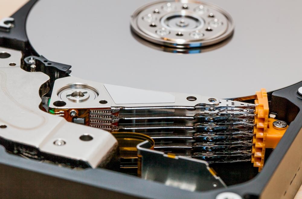 High-density assembly design, showing a 6-disk model.