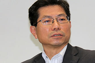 Photo : Komei Owada Manager, IT Infrastructure Department, YANMAR INFORMATION SYSTEM SERVICE CO., LTD.