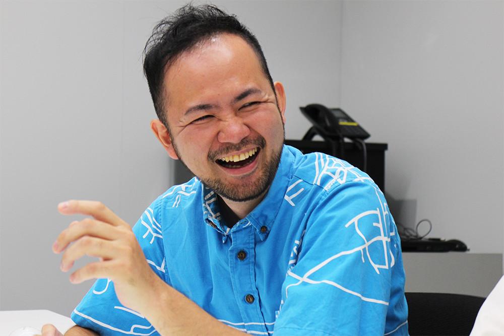 メディアインテリジェンス商品推進部 衣斐秀輝氏