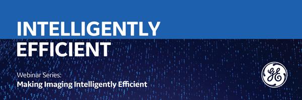 Webinar Series Intelligently Efficient