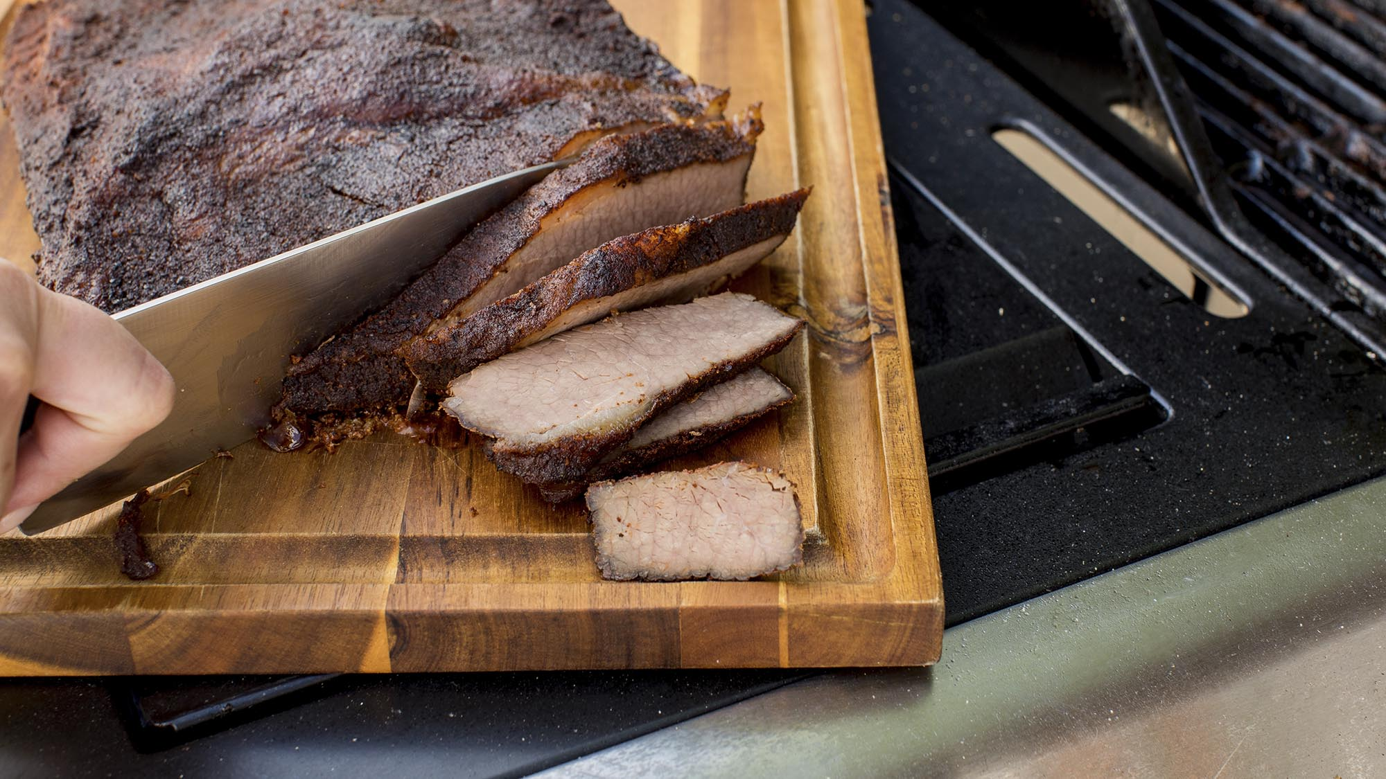 McCormick Grill Mates Sweet and Smoky BBQ Brisket Sandwiches