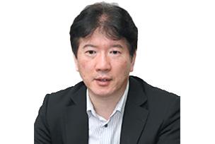 写真 : 富士通 人事部 シニアディレクター 佐竹 秀彦