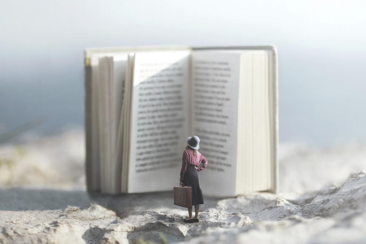 人生の岐路に立った時、苦しい時、本はいつだって助けてくれる