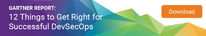 Gartner Report 12 Things to get right for successful DevSecOps | Synopsys