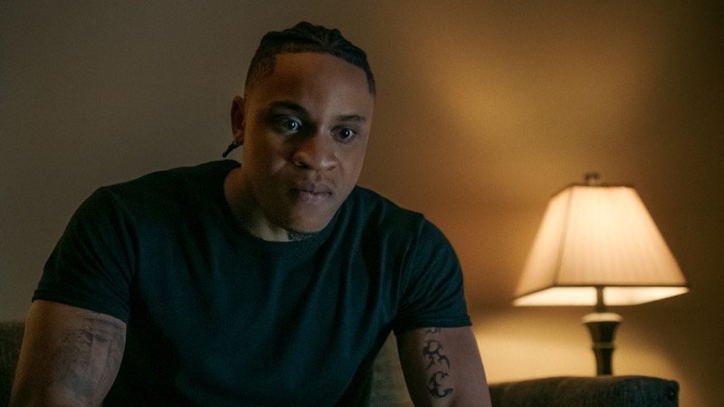 "Rotimi as Andre ""Dre"" Coleman in Power on Starz"