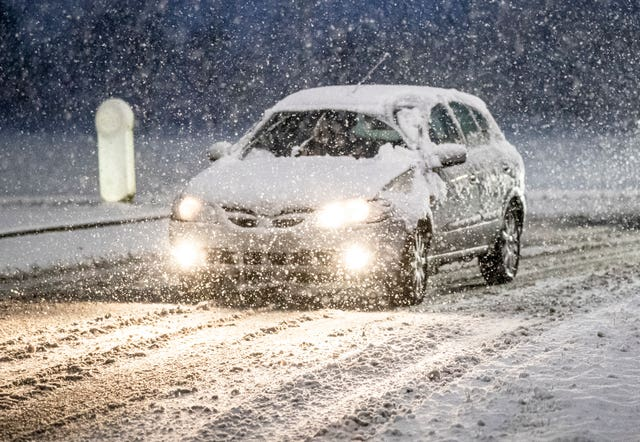 Motability Scheme customers may struggle in the snow