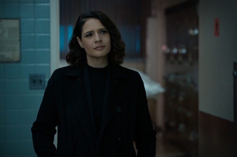 Monique Gabriela Curnen as Blanca Rodriguez in Power on Starz