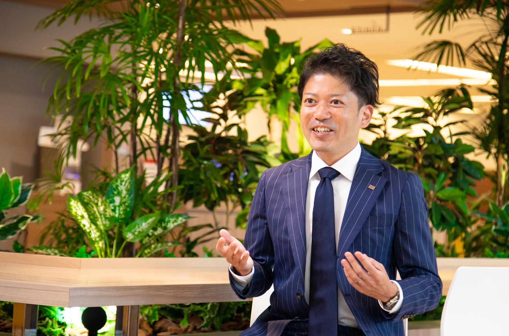Yuhei Katayama, Semiconductor Sales Center Focus Account Dept. Group I, Toshiba Electronic Devices & Storage Corporation1