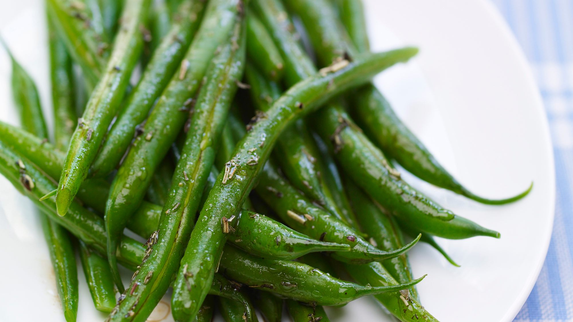 McCormick Rosemary and Thyme Green Beans