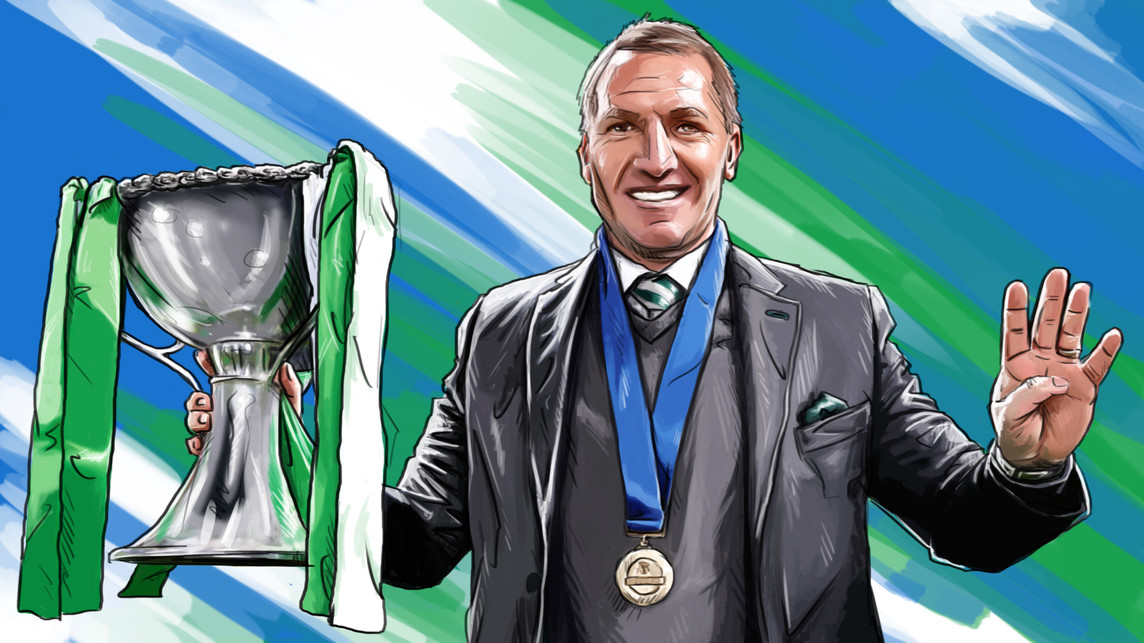 Brendan Rodgers Medal (Road Loss: Soccer)