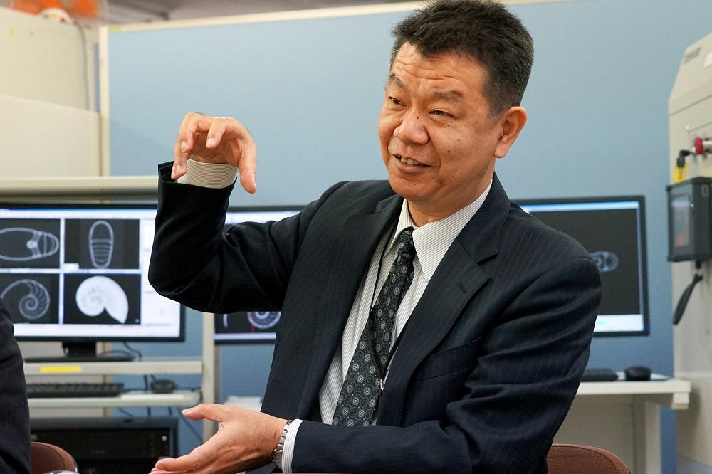 東芝ITコントロールシステム 検査・メカトロシステム営業技術部長 富沢英行氏