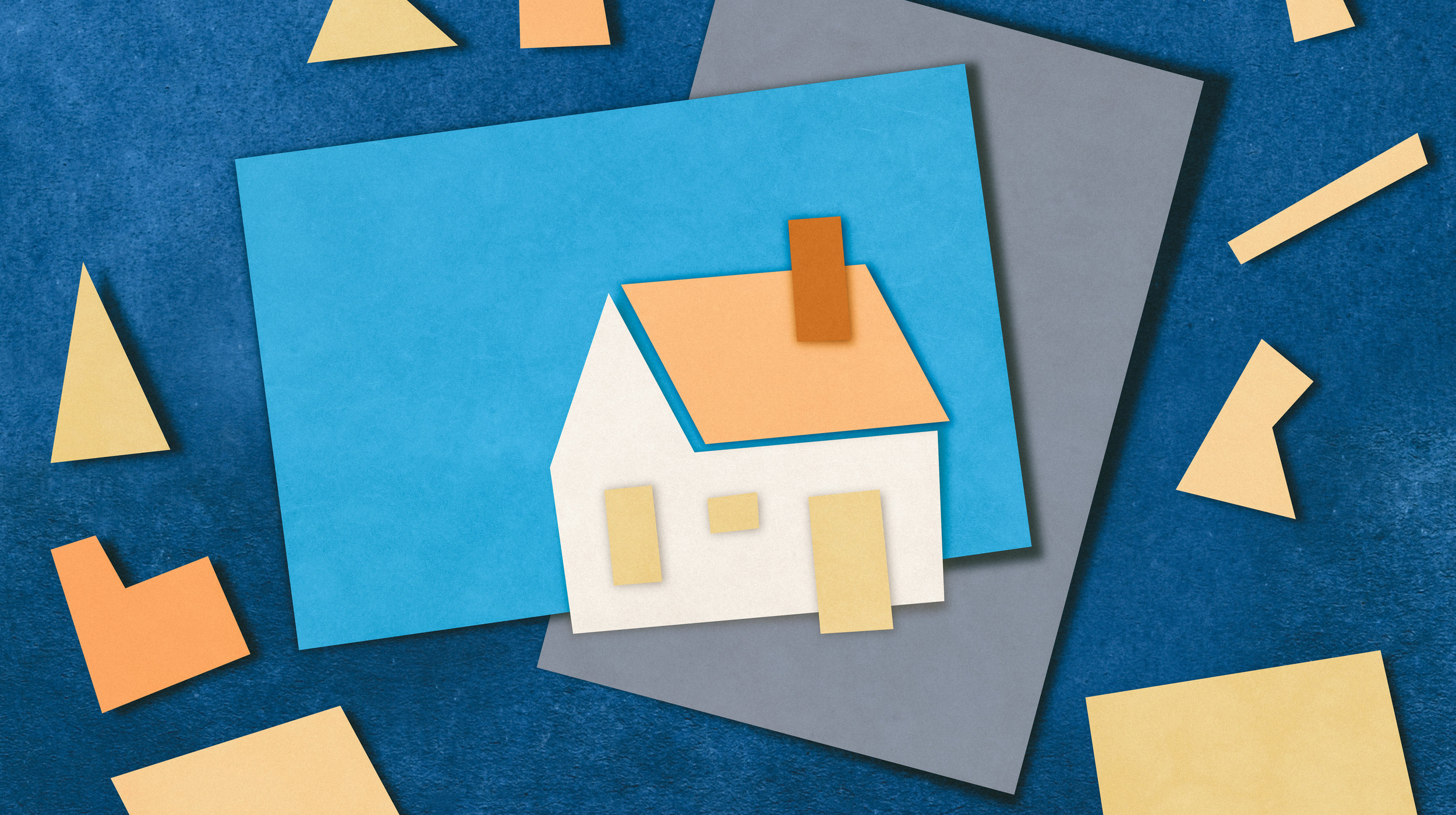 How do mortgage lenders decide if you're creditworthy?