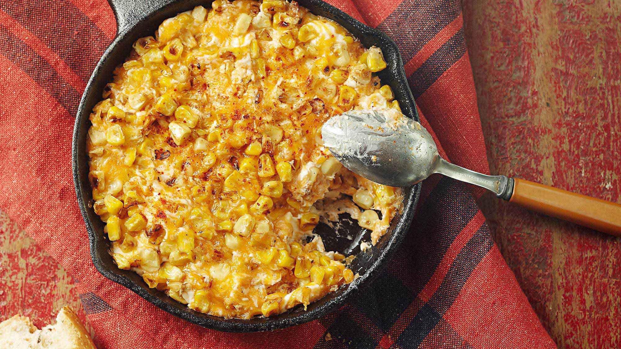 McCormick Corn Cheese Dip