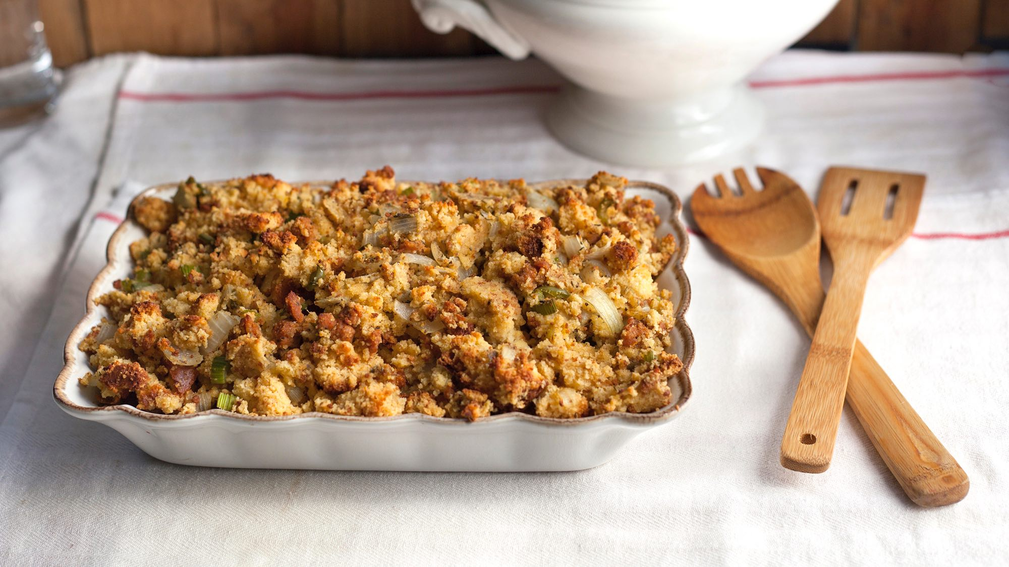 McCormick Cornbread and Sausage Stuffing
