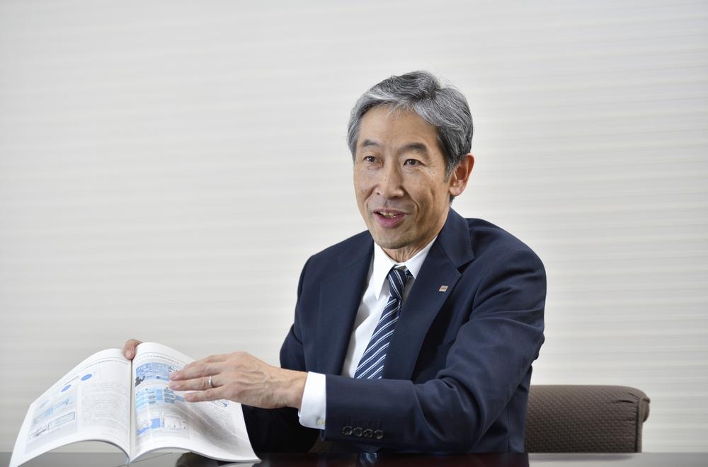 斉藤史郎氏