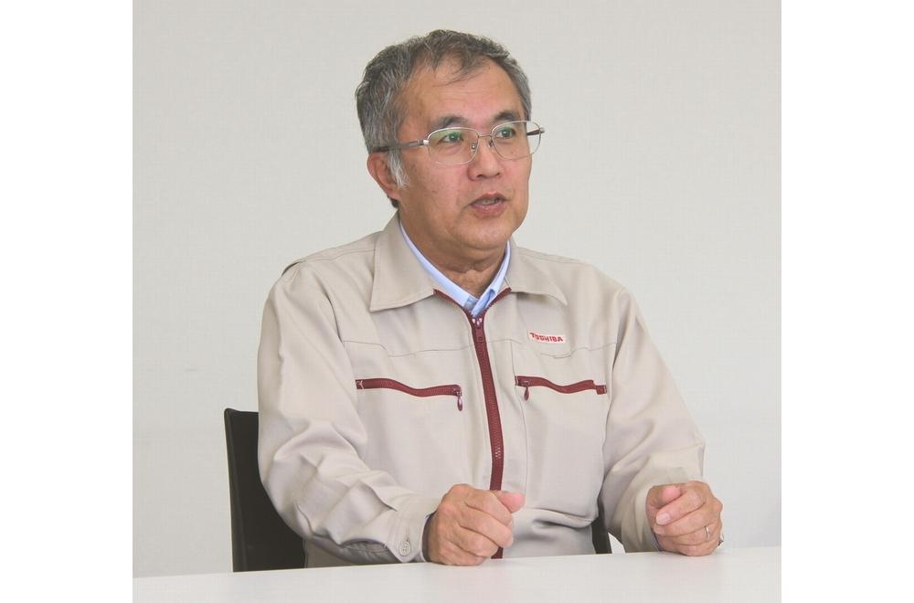東芝インフラシステムズ株式会社 鉄道システム事業部 宮崎玲氏