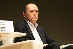 株式会社富士通研究所 セキュリティ研究所 所長 津田 宏