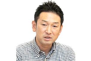 写真 : 富士通 総務部 安生 充宏