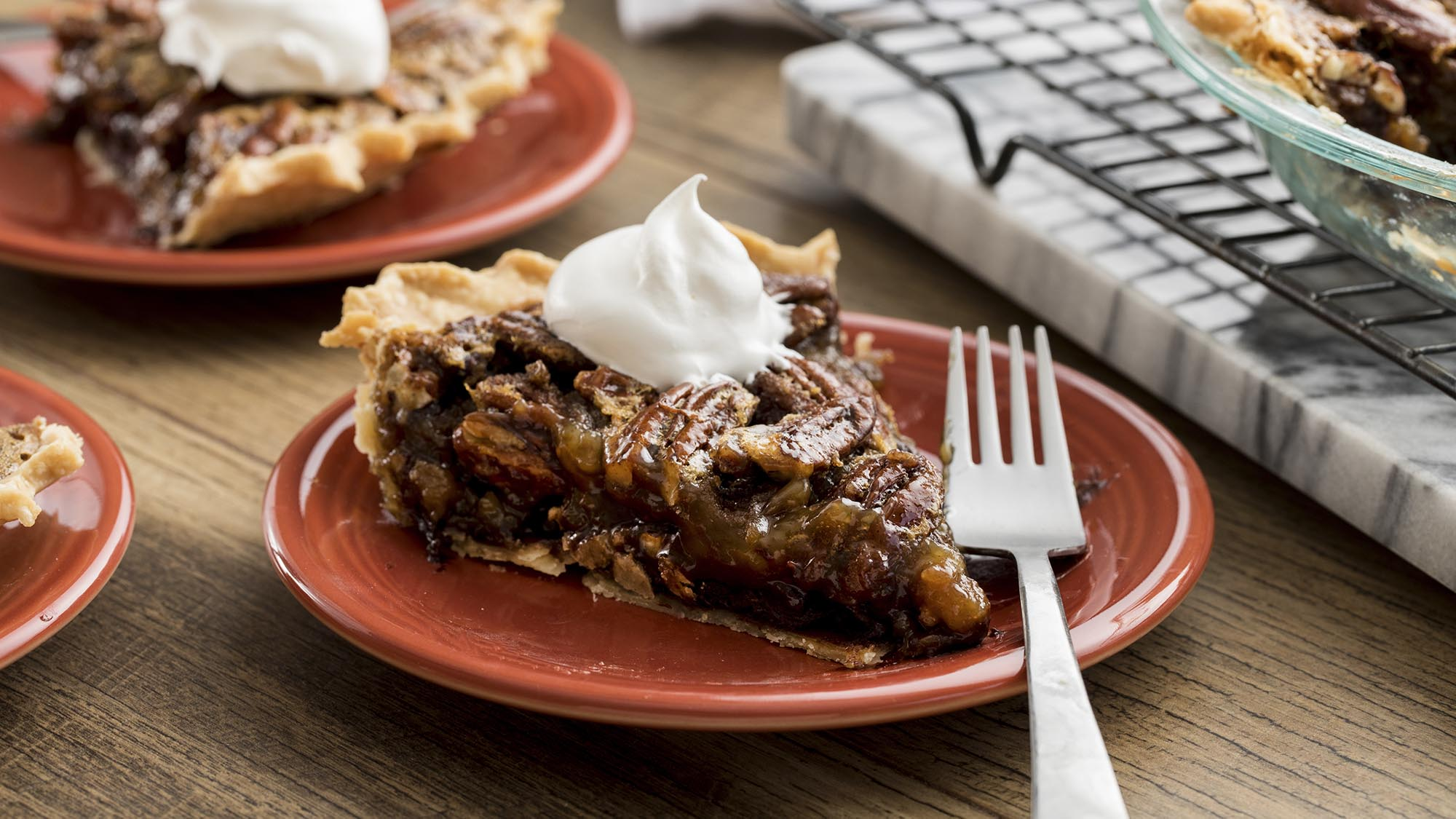 McCormick Chocolate Pecan Pie