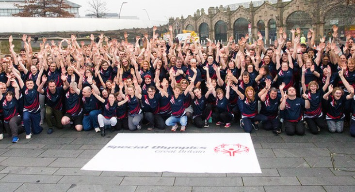 Special Olympics Team GB