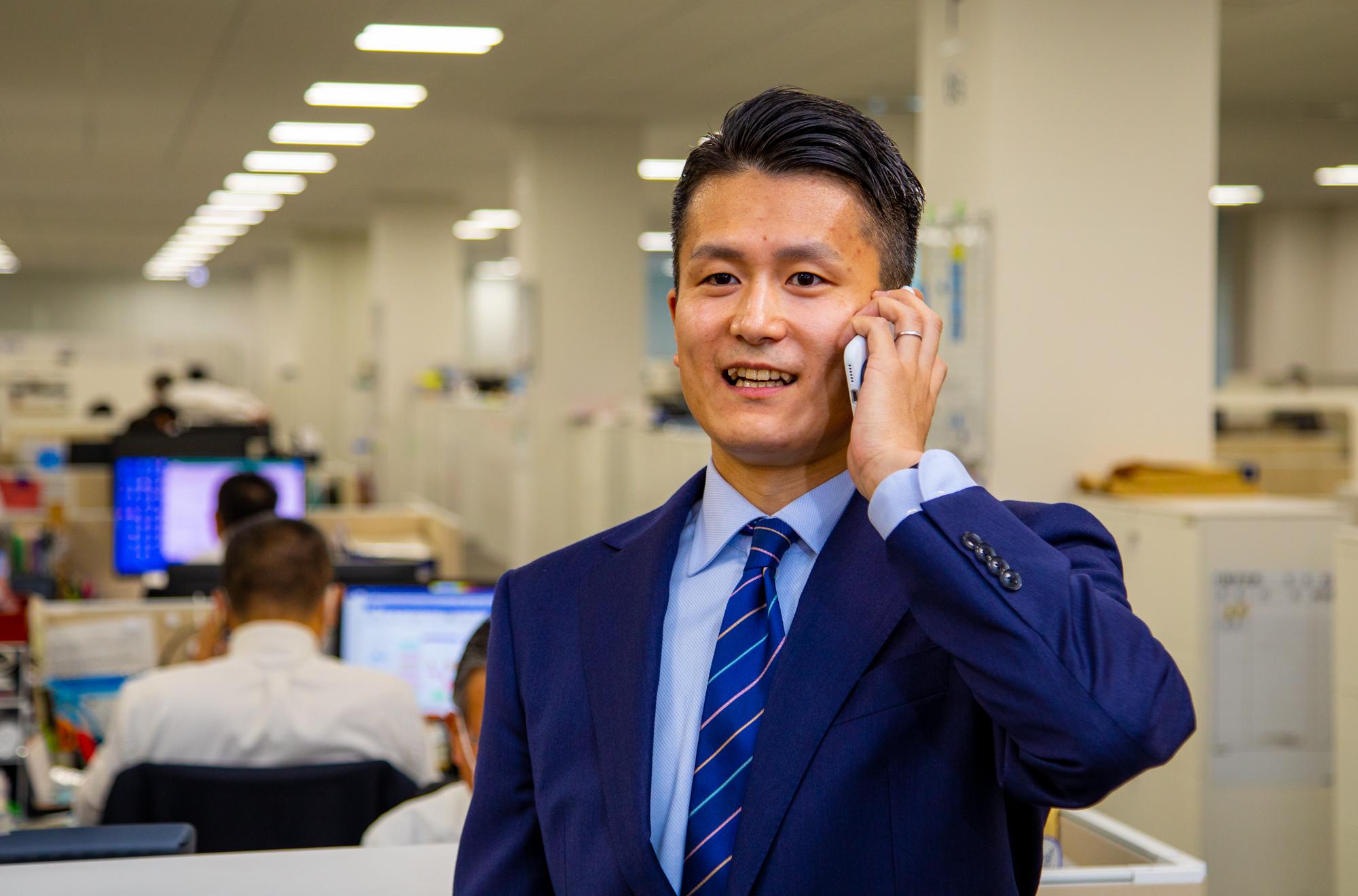 Kentaro Hino, Corporate Sales Department, Toshiba Lighting and Technology Corporation(2)