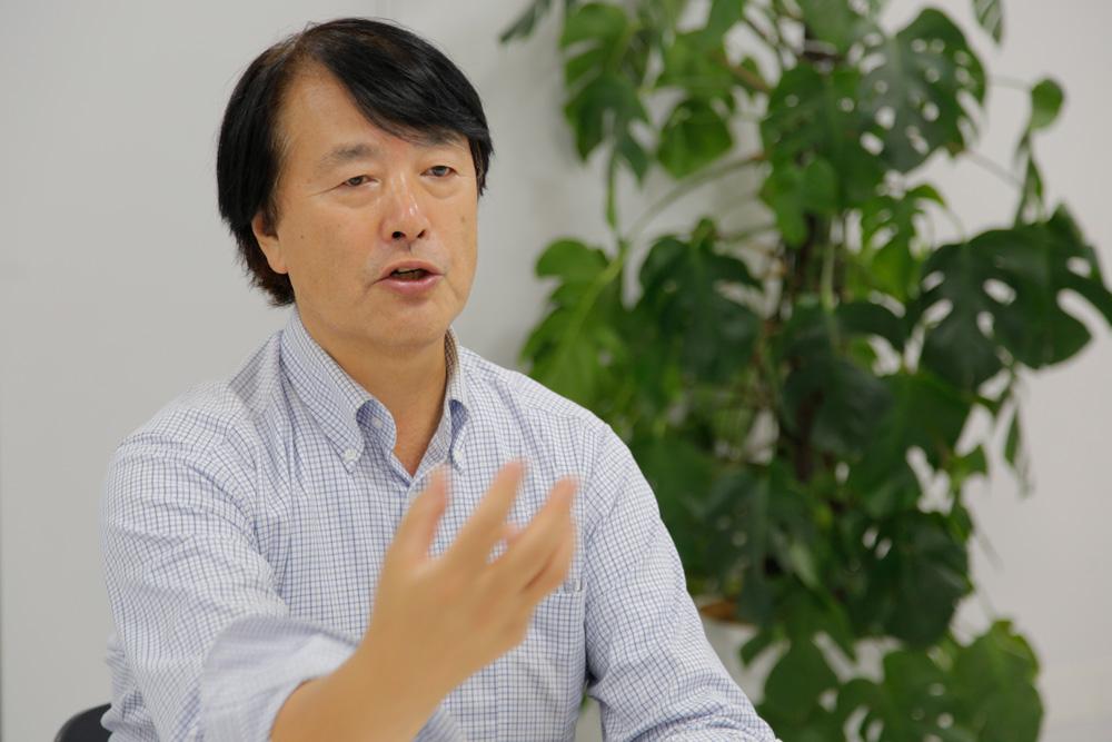 左巻健男教授
