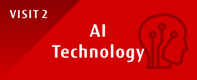 Figure : VISIT 2 AI Technology