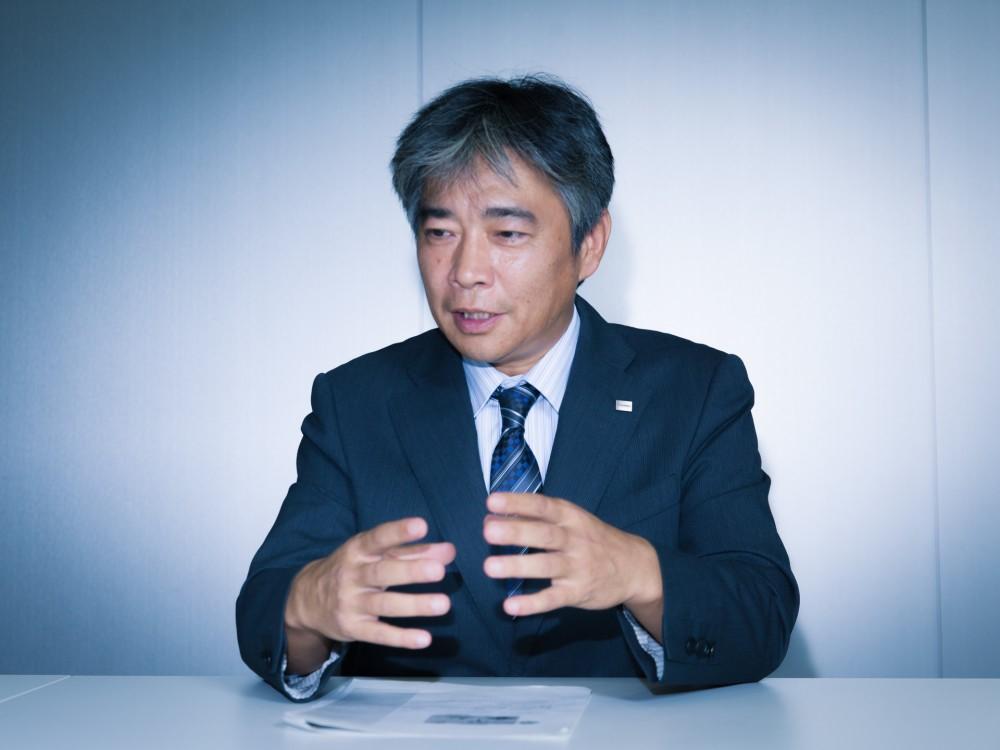 東芝インフラシステムズ株式会社 水・環境システム事業部 牧瀬竜太郎氏