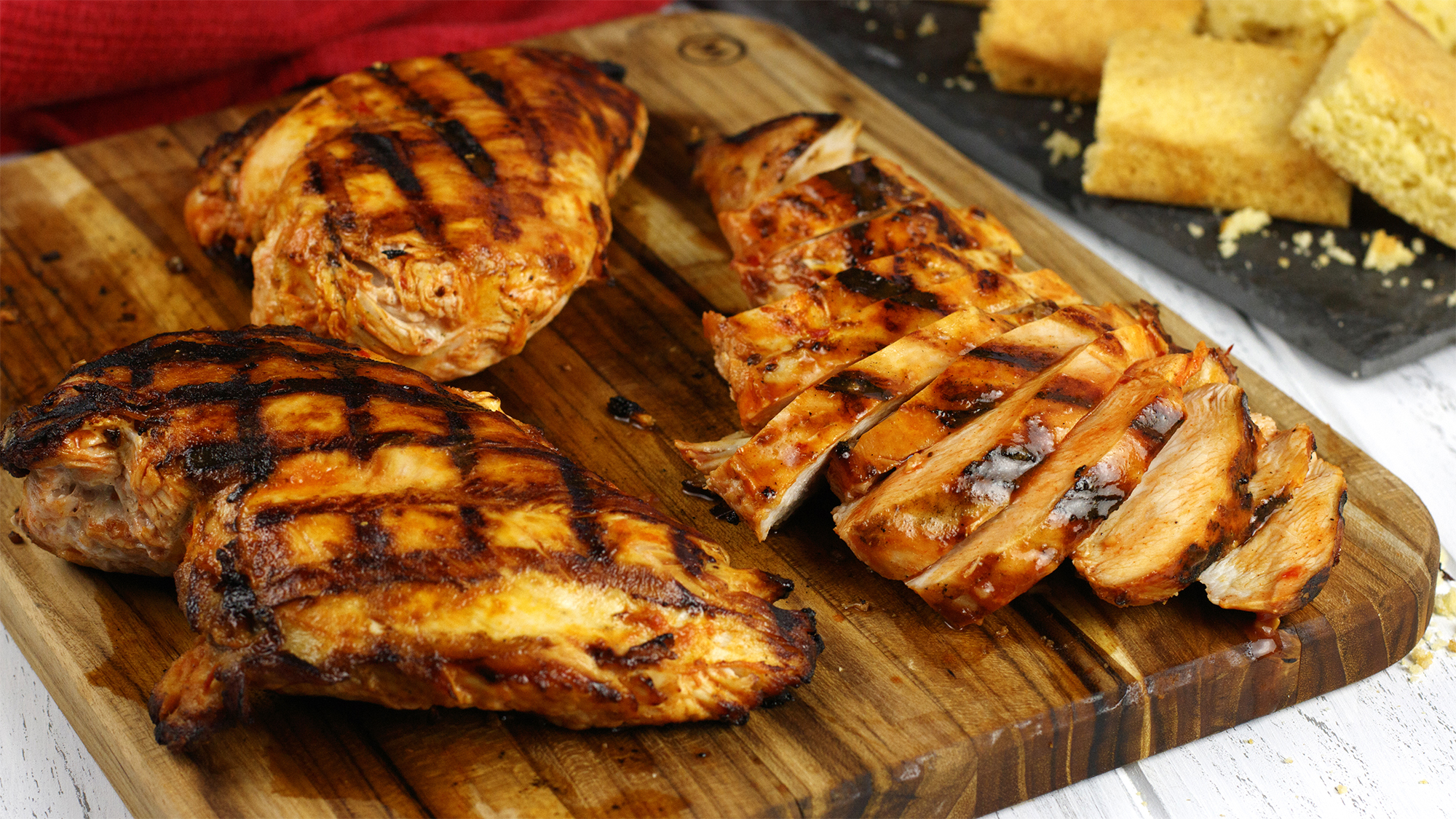 Zatarain's Cajun Hot Grilled Chicken