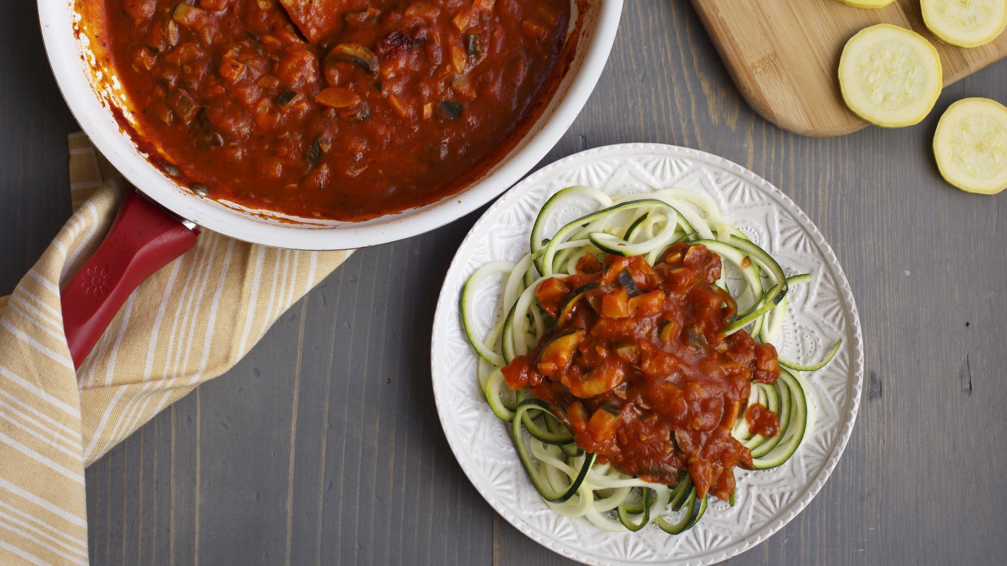 McCormick Gluten Free Vegetable Spaghetti Sauce