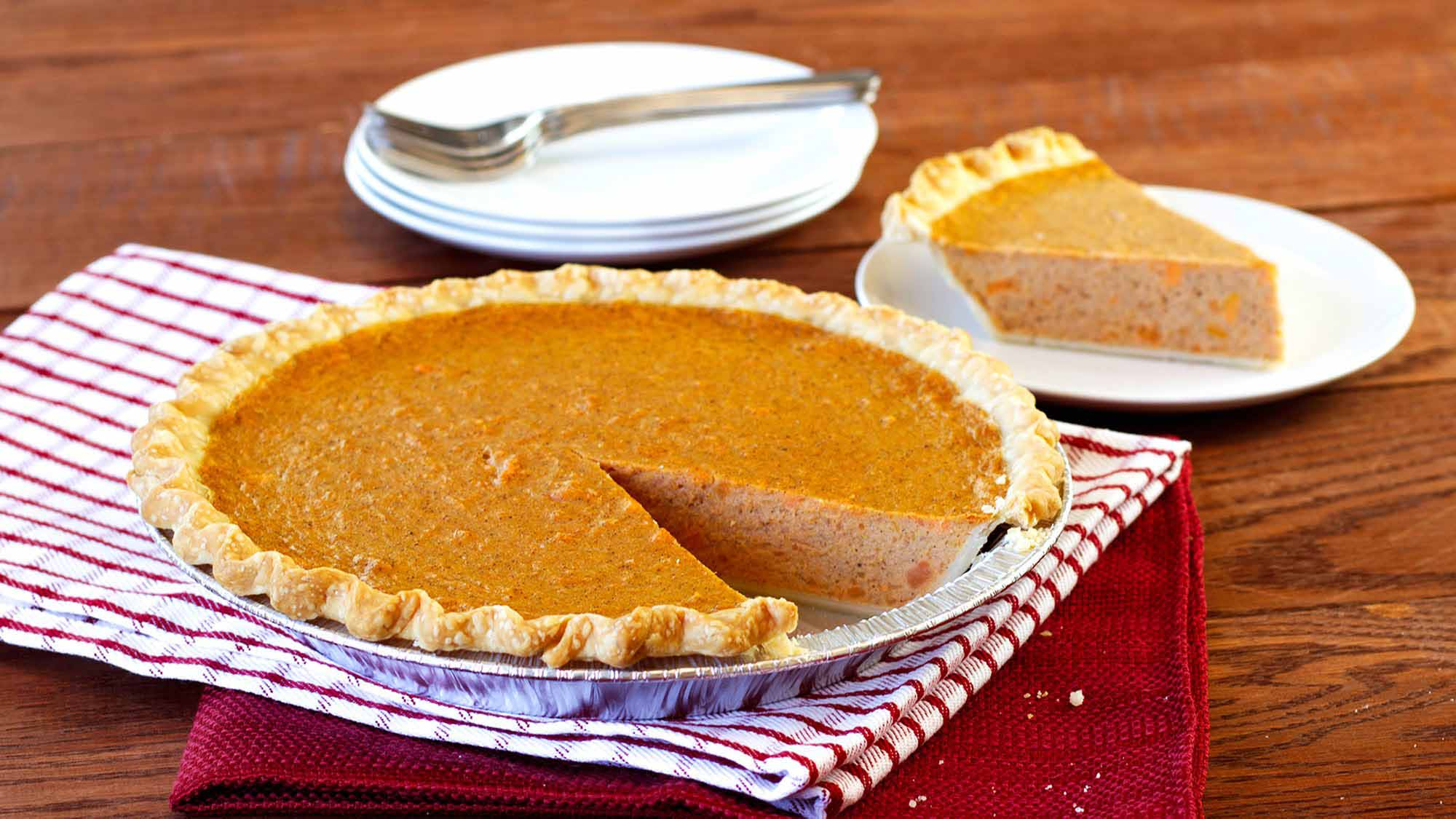 McCormick Sweet Potato Pie