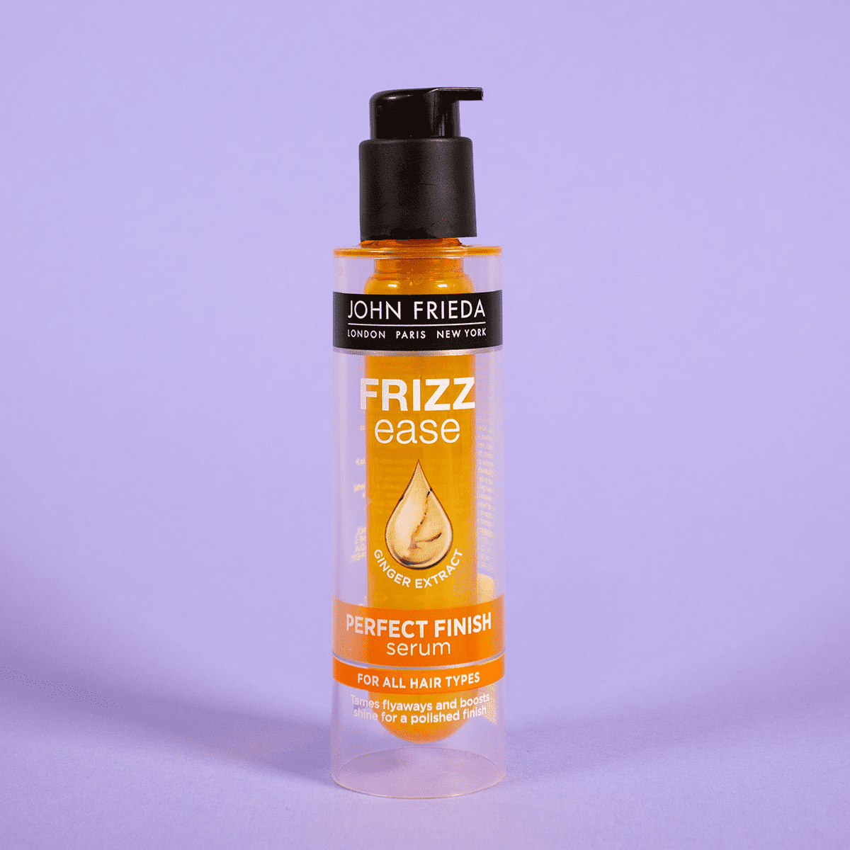 John Frieda Frizz Ease Polishing Serum - finishing serum for flyaways