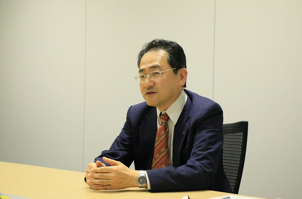 Tadashi Takei, Railway System Division, Toshiba Infrastructure Systems & Solutions Corporation