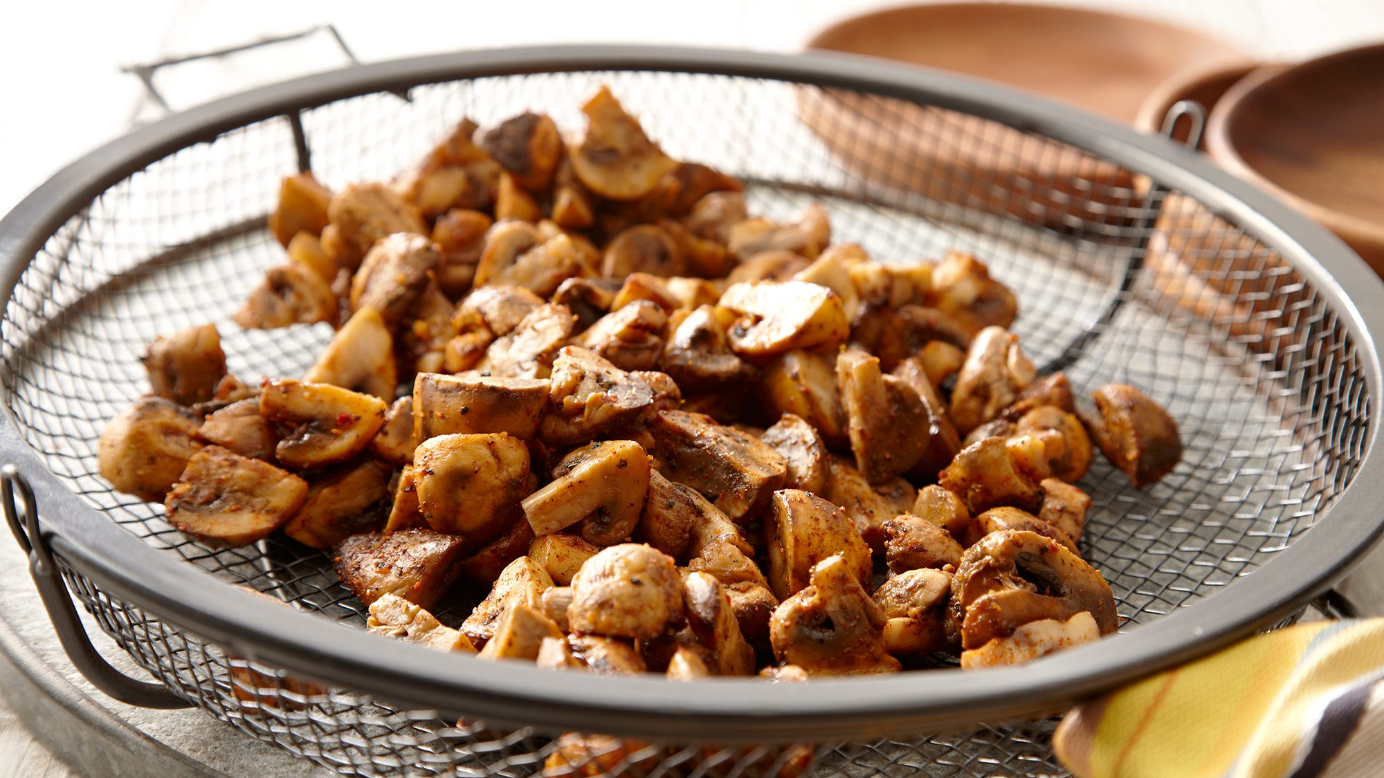 McCormick Grill Mates Barbecue Seasoned Mushrooms