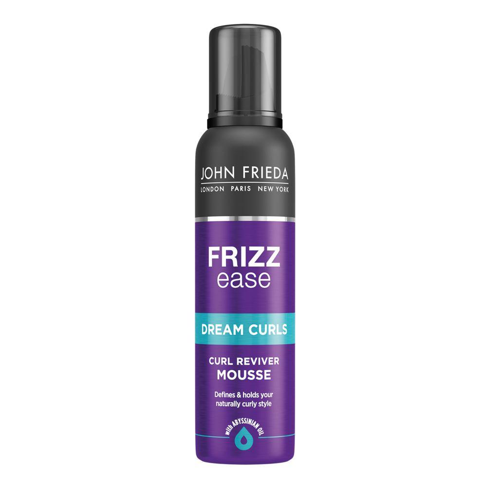 frizz ease dream curls mousse