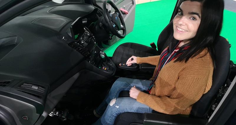 Testing Upfront Ford Tourneo WAV at Motability One Big Day Event Edinburgh CMP 2.jpg