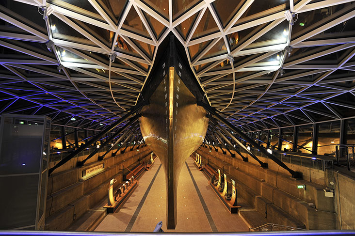 Cutty Sark - Dry Berth Evening In House Lighting.jpg