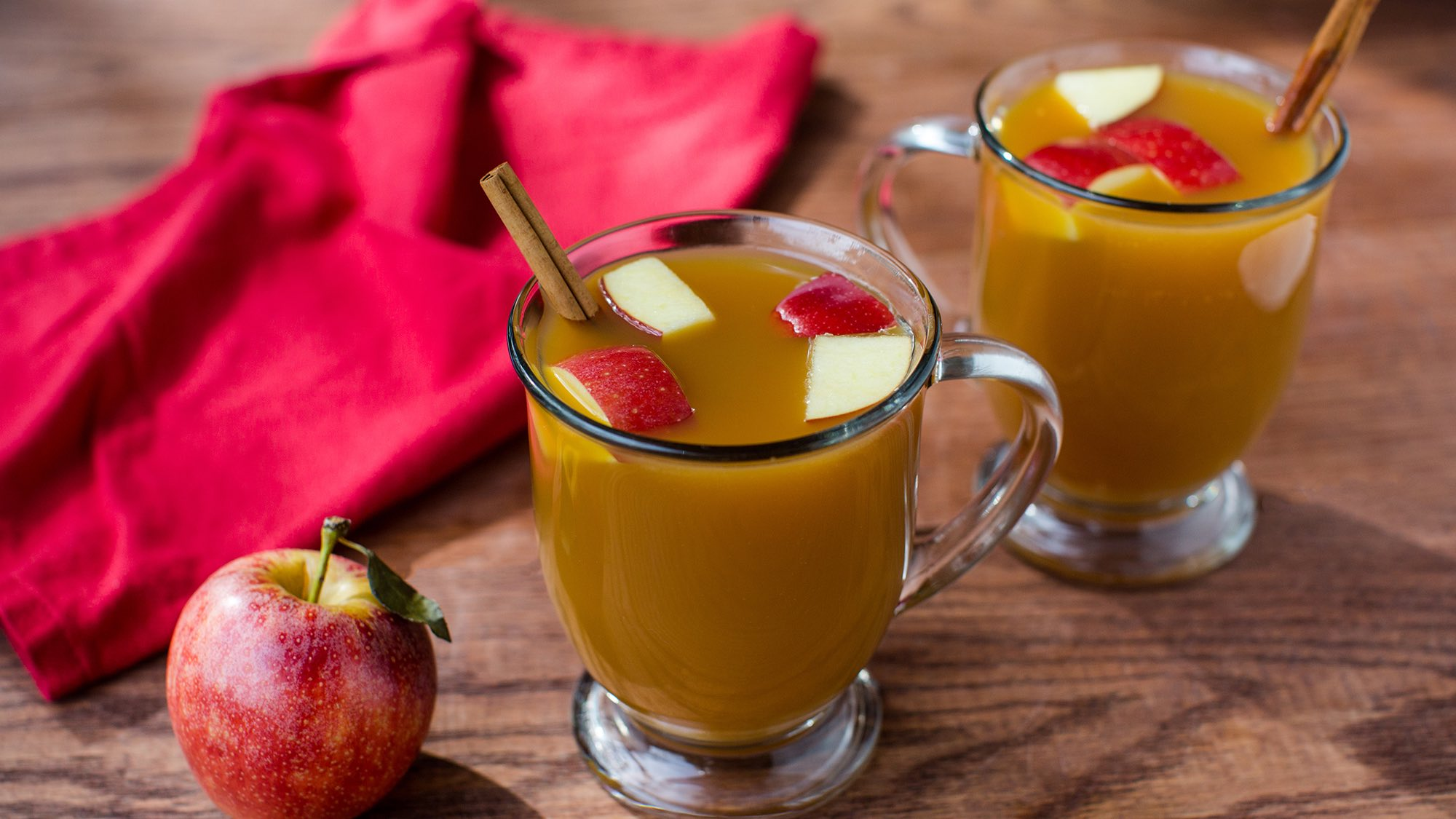 McCormick Slow Cooker Spiced Cider