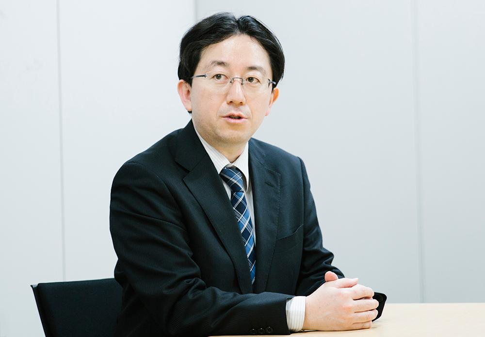 ANAシステムズ株式会社 青木康寿氏【企画決定後の分析、工程管理、開発などを担当】