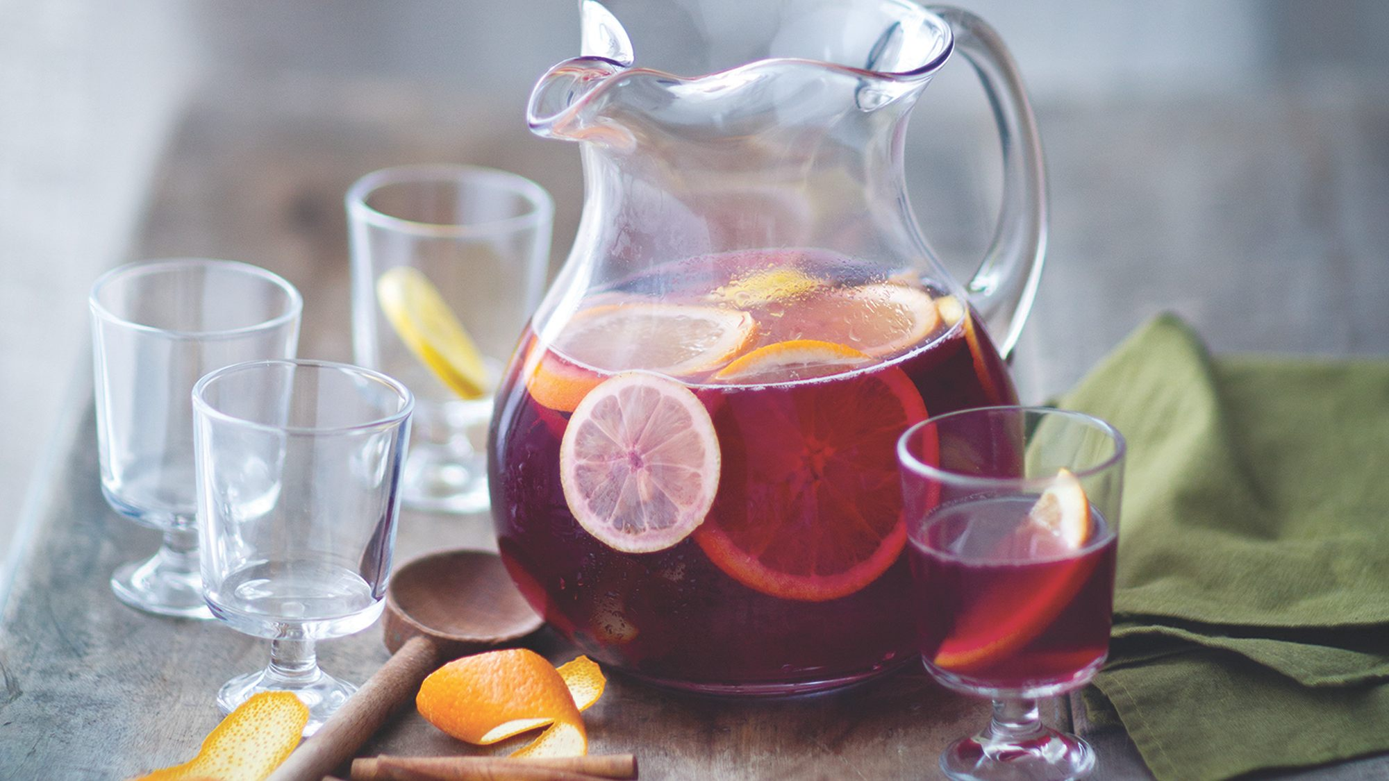 McCormick Spiced Sangria