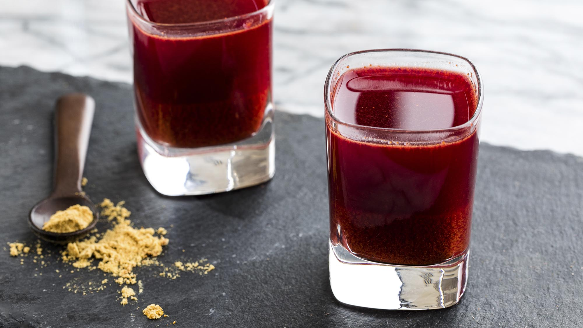 McCormick Ginger Turmeric and Beet Sipping Elixir