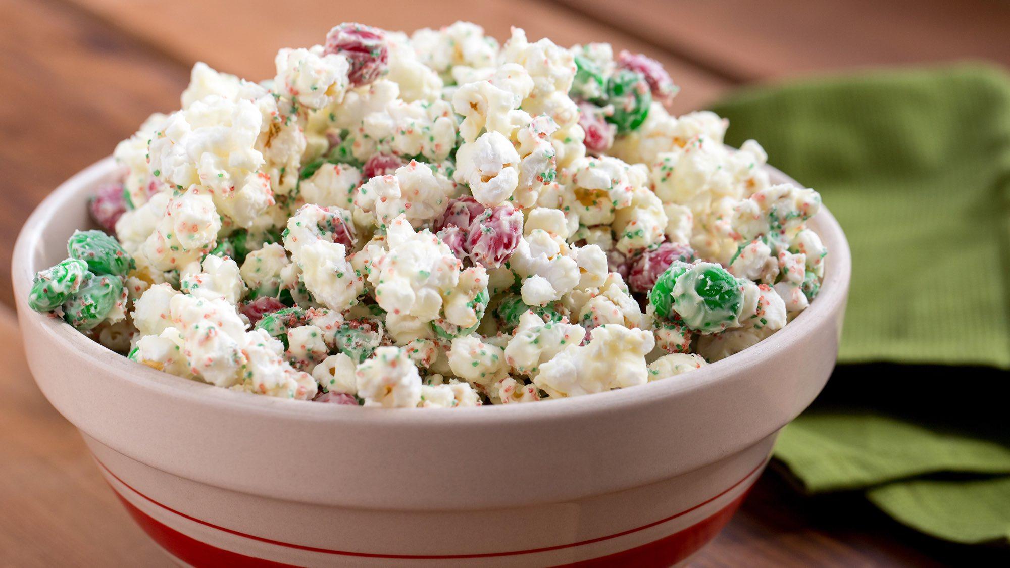 McCormick Peppermint Crunch Popcorn