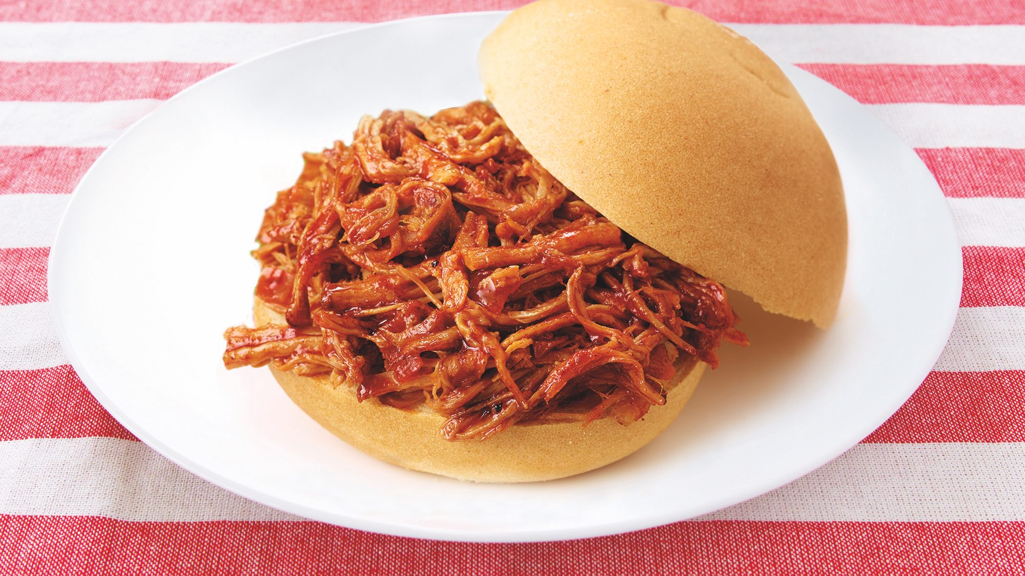 McCormick Slow Cooker Smoky Bourbon BBQ Pulled Pork