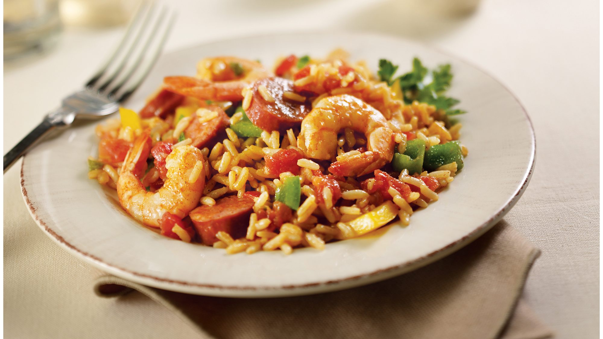 ZATARAIN's Crescent City Jambalaya recipe